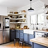 Open Shelves