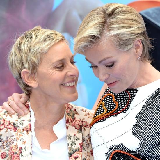 Ellen DeGeneres at Finding Dory UK Premiere | Pictures