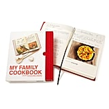 For the Grandparent Who Is the Secret Family Recipe Keeper: A Family Cookbook