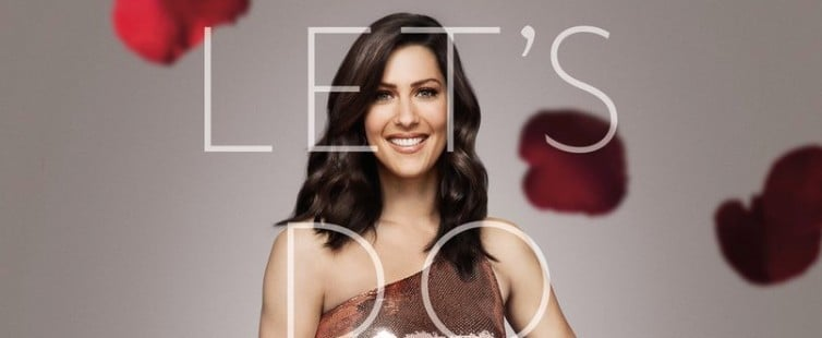 Becca Kufrin's Bachelorette Poster