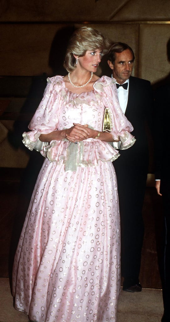 Princess Diana Wardrobe Secrets Popsugar Fashion Australia