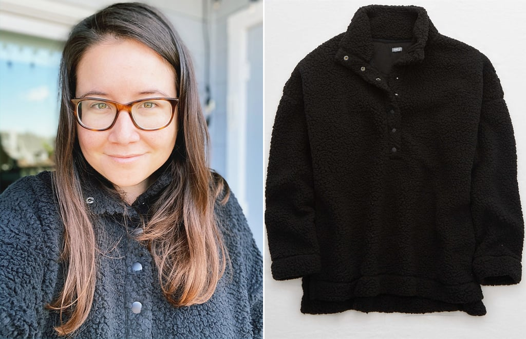 Cosy and Soft Sherpa Pullover Review
