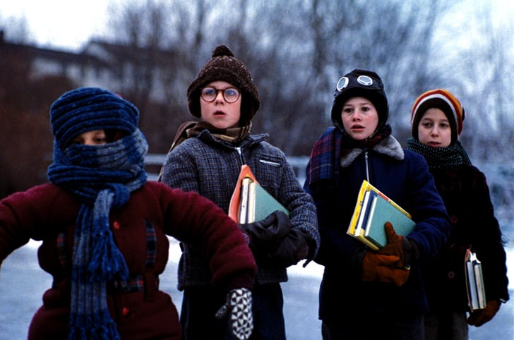 The Best Moments From A Christmas Story Popsugar Entertainment