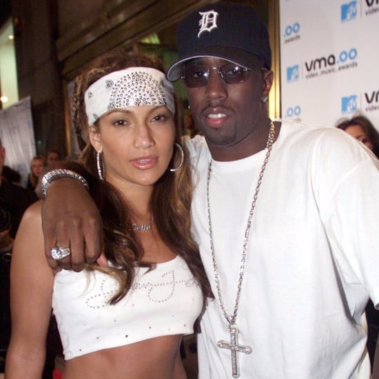 "Jennifer Lopez and Sean ""Diddy"" Combs Throwback Photos"