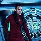 Lieutenant Nyota Uhura From Star Trek