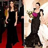 And Glamorous Black Dresses to a Fancy Event
