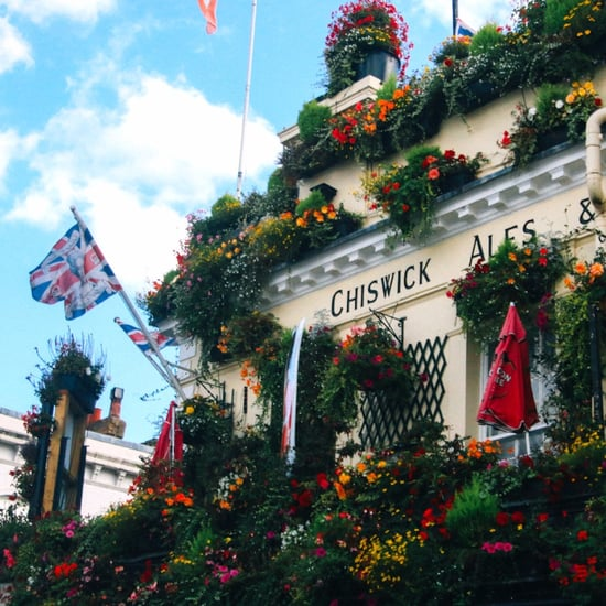 Colorful Places in London