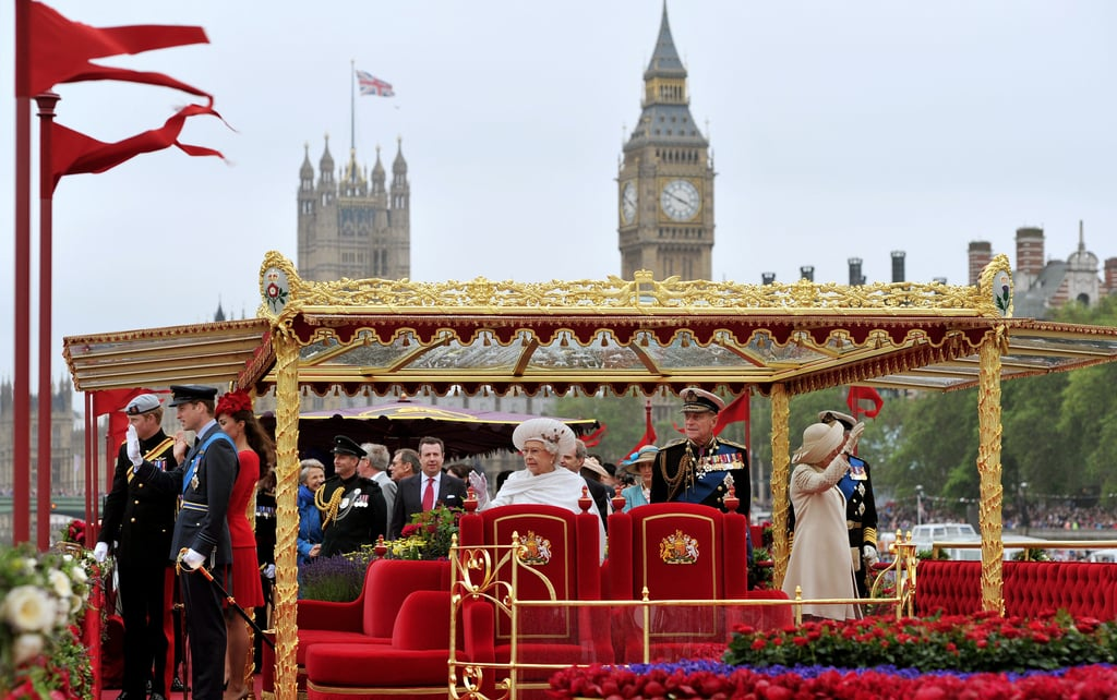 Royal Destinations in London