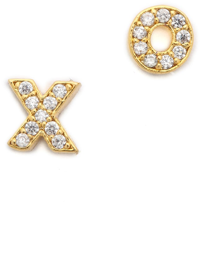 For Her: XO Earrings