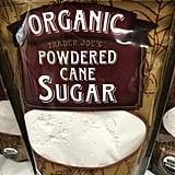 Organic Powdered Cane Sugar