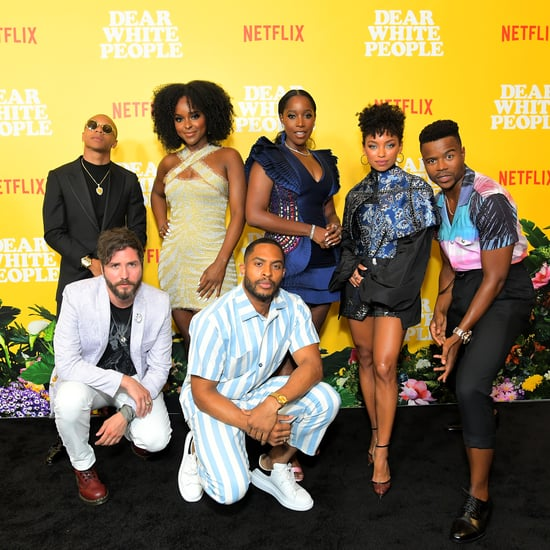 Pictures of the Dear White People Cast Hanging Out Together