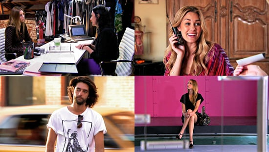 "The Hills Fashion Quiz: Episode 18, ""Dream Boy, Dream Job"""