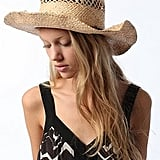 San Diego Hat Co. Straw Cowboy Hat ($34)