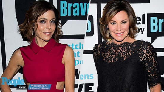 Bethenny Frankel Spills the One Thing That Would Get Her to Nemesis Luann de Lesseps' Wedding