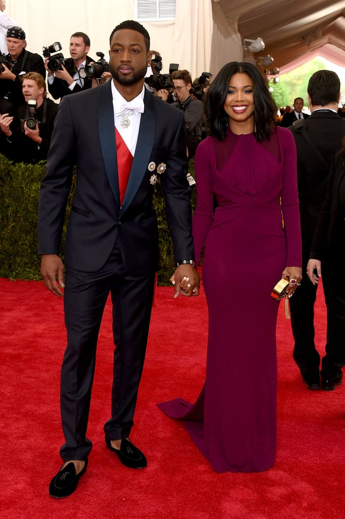 Celebrity Couples At The Met Gala 2015 Pictures