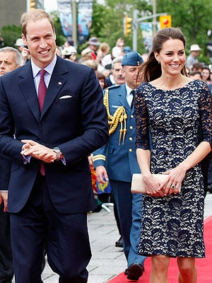 Prince William & Kate 'So Delighted' with Canada