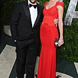 Jason Statham and Rosie Huntington-Whitely