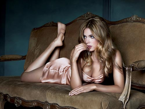 Victoria's Secret's Newest Angel Revealed: Doutzen Kroes