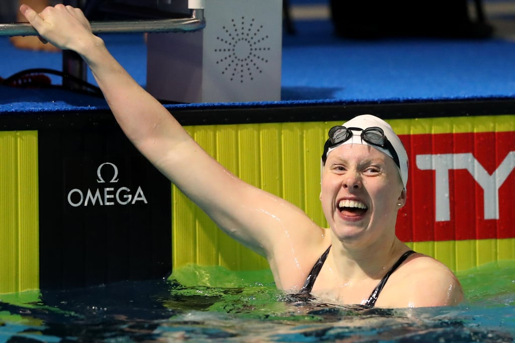 Lilly King, Swimming