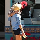 Jim Toth kissed Reese Witherspoon during a May 2010 trip to Ojai.