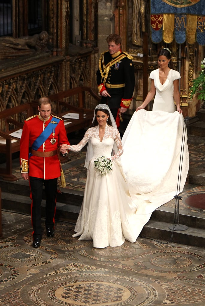 Look Back At All The Best Photos From Kate And Wills Royal Wedding