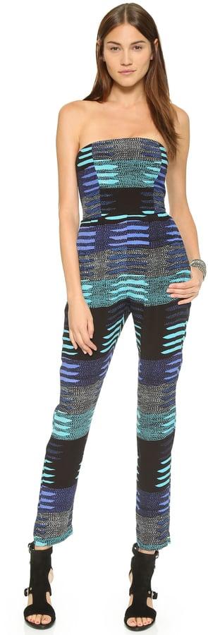 Mara Hoffman Strapless Jumpsuit ($298)