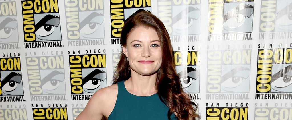 Emilie de Ravin and Eric Bilitch Having a Baby