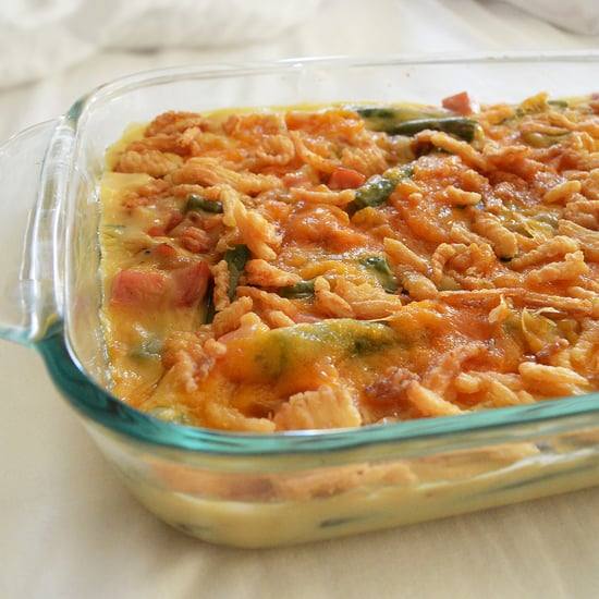 Chrissy Teigen Green Bean Casserole Recipe