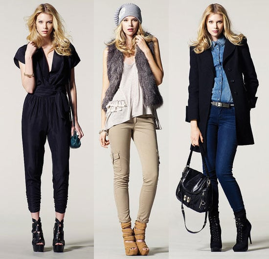 Pictures of Jessica Simpson Fall 2010 Lookbook