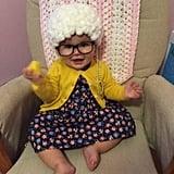 Grandma Costume