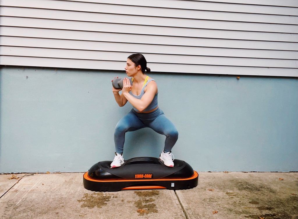 Advanced Full-Body Squat Move For Strength and Stability