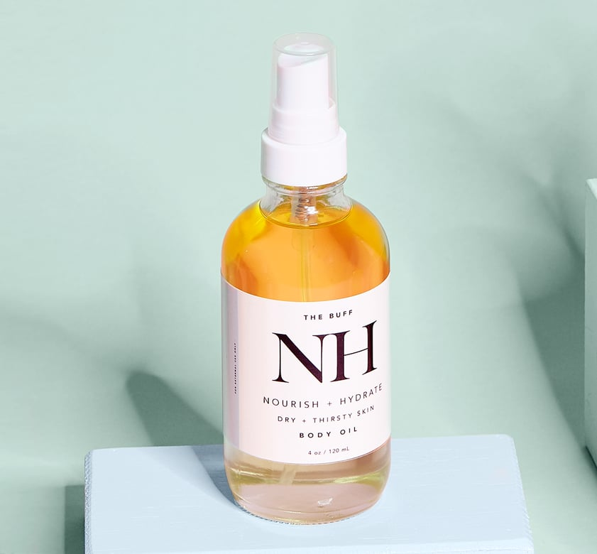 The Buff Customised Body Oil