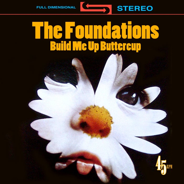 """Build Me Up Buttercup"" by The Foundations"
