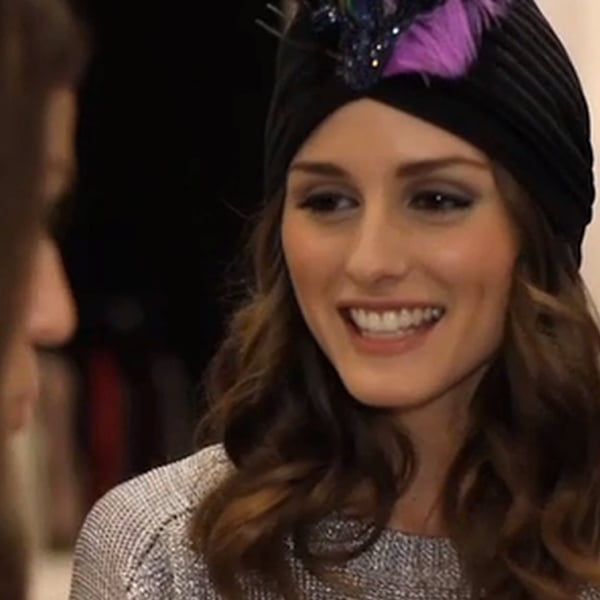 Olivia Palermo Shares Her Holiday Styling Tips and Talks ...