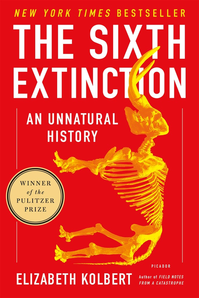 Aug. 2015 — The Sixth Extinction by Elizabeth Kolbert