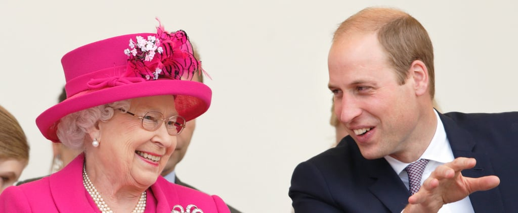 14 Photos That Show Prince William Is the Apple of Queen Elizabeth II's Royal Eye