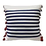 Threshold Striped Throw Pillow