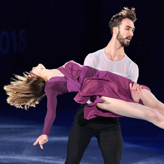 "French Ice Dancers Skate Beyoncé's ""Pray You Catch Me"