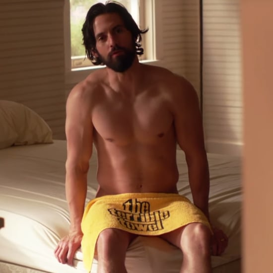 Milo Ventimiglia's Butt on This Is Us