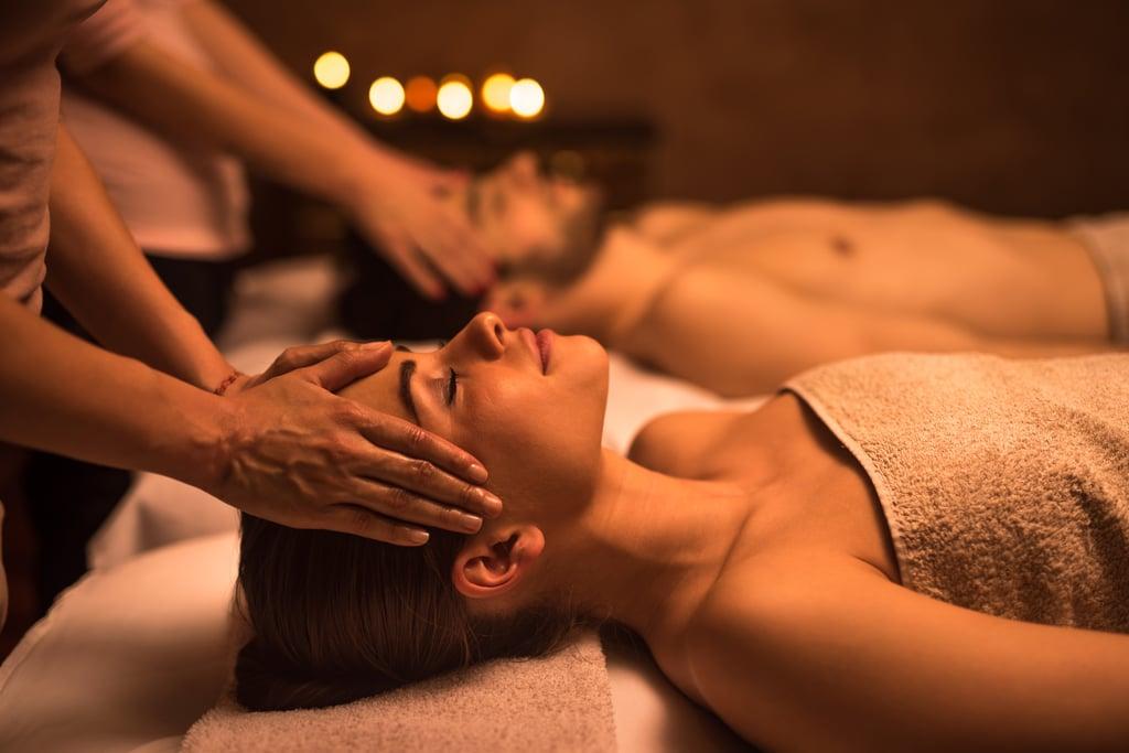 Get massages together.