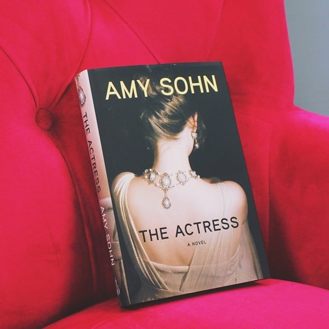 The Actress by Amy Sohn was one of our book club picks.