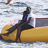 Diddy Vacations in St. Barts | Pictures