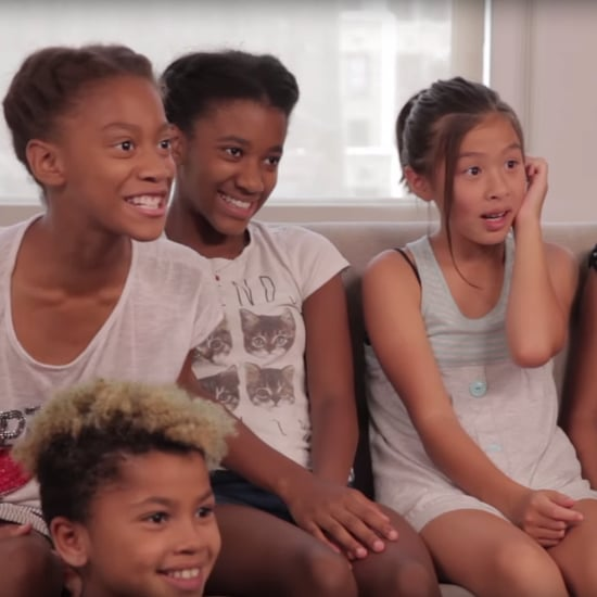 Kids Comment on the Media's Perception of Hillary Clinton