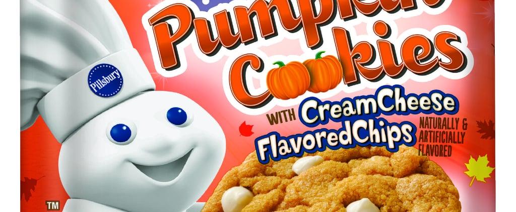 Pillsbury Pumpkin Cream Cheese Cookies