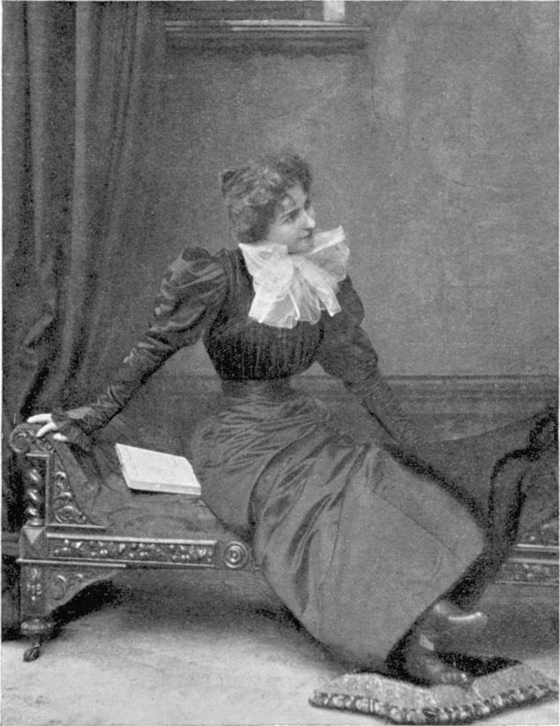 """Corseted women were often diagnosed with all sorts of ailments — some real, some not — due to being lightheaded and short of breath in their tight undergarments. One of their """"sicknesses"""" was hysteria, which led to the invention of the vibrator, administered on their fainting sofas."""