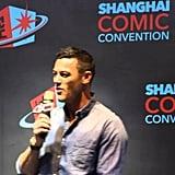 Shanghai Comic Con, Day 1