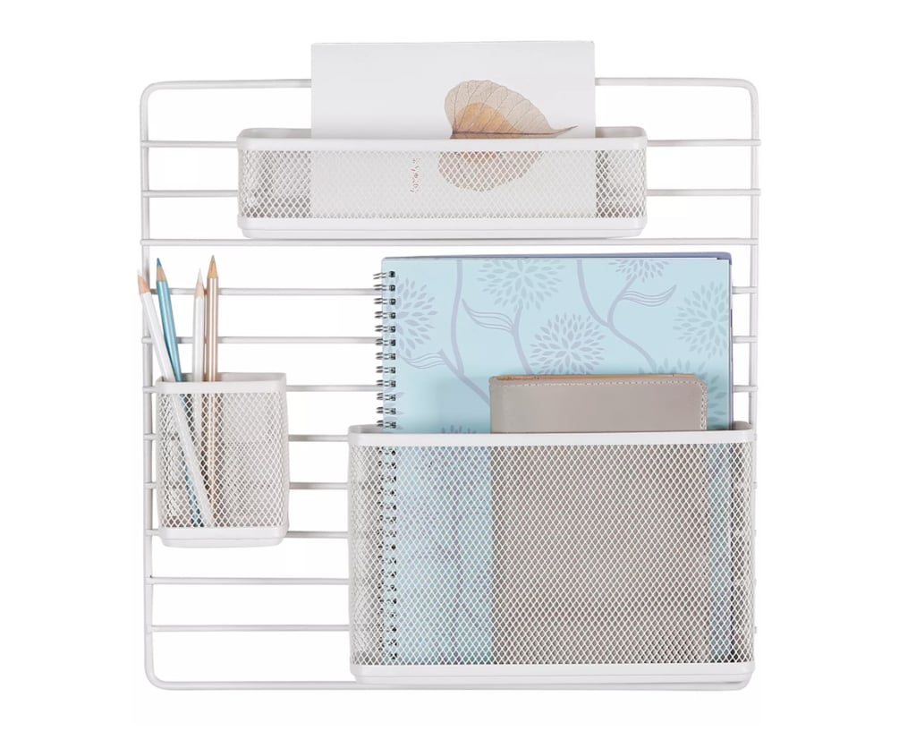 Made by Design Mesh Wall Office Supply Organize