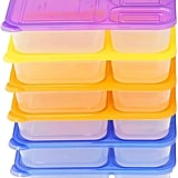 These Lidded Platic Containers