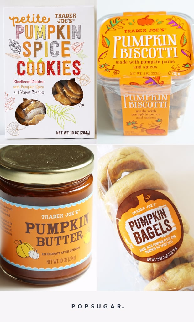 Best Trader Joe's Pumpkin Foods in 2017