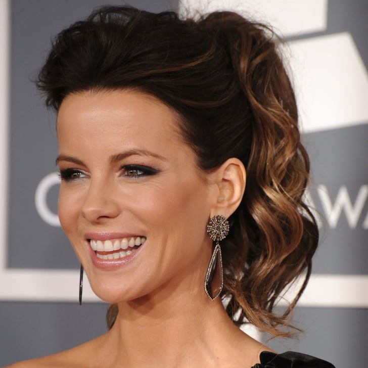 Celebrity Hairstyles For Weddings: Wedding Hairstyles: Ponytails